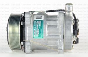 Compressor SANDEN SD7H15/6008 -MAN OEM 51779707006 substitute for: 8117