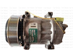 Compressor SANDEN SD7H15/8112 FIAT AGRI/NEW HOLLAND/VOLVO OEM 11412631