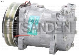 Sprężarka SANDEN SD7H15/8223 CASE. NEW HOLLAND, FIAT - 5129685, 5165549